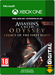 Assassin's Creed Odyssey - DLC 1: Legacy of the First Blade (Xbox One-Digital)