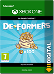 De-formers: Large Strand Pack (100 Stk.) (Xbox One-Digital)