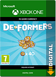 De-formers: Medium Strand Pack (40 Stk.) (Xbox One-Digital)