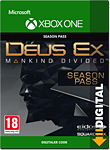 Deus Ex: Mankind Divided - Season Pass (Xbox One-Digital)