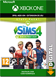Die Sims 4: Bowling Night Stuff (Xbox One-Digital)