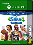 Die Sims 4: City Living (Xbox One-Digital)