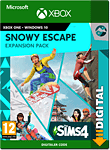Die Sims 4: Snowy Escape (Xbox One-Digital)