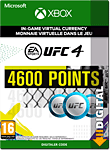 EA Sports UFC 4: 4600 UFC Points