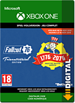 Fallout 76 - Tricentennial Edition (Xbox One-Digital)