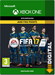 FIFA 17 Ultimate Team: 4600 Points
