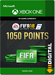 FIFA 18 Ultimate Team: 1050 Points (Xbox One-Digital)