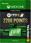 FIFA 18 Ultimate Team: 2200 Points (Xbox One-Digital)