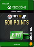 FIFA 18 Ultimate Team: 500 Points (Xbox One-Digital)