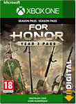 For Honor - Year 3 Pass (Xbox One-Digital)