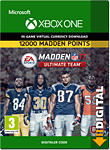 Madden NFL 17 Ultimate Team: 12000 Madden Points (Xbox One-Digital)