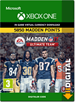 Madden NFL 17 Ultimate Team: 5850 Madden Points (Xbox One-Digital)