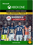 Madden NFL 17 Ultimate Team: 7100 Madden Points (Xbox One-Digital)