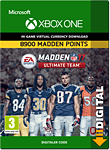 Madden NFL 17 Ultimate Team: 8900 Madden Points (Xbox One-Digital)