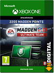 Madden NFL 18 Ultimate Team: 2200 Madden Points