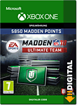 Madden NFL 18 Ultimate Team: 5850 Madden Points