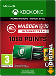 Madden NFL 19 Ultimate Team: 1050 Madden Points (Xbox One-Digital)