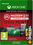 Madden NFL 19 Ultimate Team: 12000 Madden Points (Xbox One-Digital)