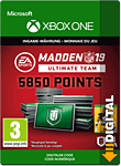 Madden NFL 19 Ultimate Team: 5850 Madden Points (Xbox One-Digital)