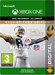 Madden NFL 19 - Hall of Fame Edition (Xbox One-Digital)