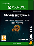 Mass Effect: Andromeda - 1050 Points (Xbox One-Digital)