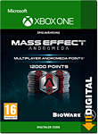 Mass Effect: Andromeda - 12000 Points (Xbox One-Digital)