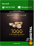 Middle-earth: Shadow of War - 1050 Gold (XPA Version) (Xbox One-Digital)