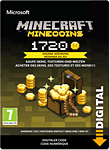 Minecraft: 1720 Minecoins (Xbox One-Digital)