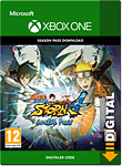 Naruto Shippuden: Ultimate Ninja Storm 4 - Season Pass (Xbox One-Digital)