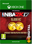 NBA 2K17: 15'000 VC (Xbox One-Digital)