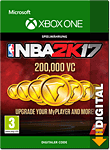 NBA 2K17: 200'000 VC (Xbox One-Digital)