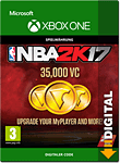 NBA 2K17: 35'000 VC (Xbox One-Digital)