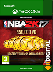NBA 2K17: 450'000 VC (Xbox One-Digital)