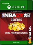 NBA 2K18: 35'000 VC (Xbox One-Digital)