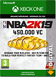 NBA 2K19: 450'000 VC (Xbox One-Digital)