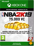 NBA 2K19: 75'000 VC (Xbox One-Digital)
