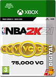 NBA 2K21: 75'000 VC (Xbox One-Digital)