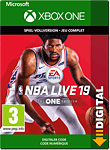 NBA Live 19 - The One Edition (Xbox One-Digital)