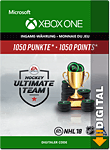 NHL 18 Ultimate Team: 1050 Points (Xbox One-Digital)