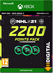 NHL 21: 2200 HUT Points