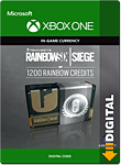 Rainbow Six: Siege - 1200 Rainbow Credits (Xbox One-Digital)