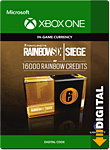 Rainbow Six: Siege - 16000 Rainbow Credits (Xbox One-Digital)