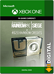 Rainbow Six: Siege - 4920 Rainbow Credits (Xbox One-Digital)