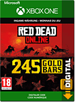 Red Dead Redemption 2: 245 Gold Bars (Xbox One-Digital)