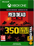 Red Dead Redemption 2: 350 Gold Bars (Xbox One-Digital)