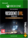 Resident Evil 7: Biohazard - Gold Edition (Xbox One-Digital)