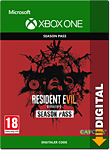 Resident Evil 7: Biohazard - Season Pass (Xbox One-Digital)