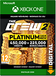 The Crew 2 - Platinum Crew Credit Pack (Xbox One-Digital)