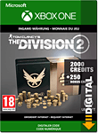 The Division 2: 2250 Premium Credits (Xbox One-Digital)