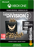 The Division 2: 4100 Premium Credits (Xbox One-Digital)